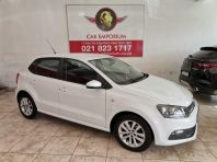 Used Volkswagen Polo Vivo hatch 1.6 Comfortline auto for sale in Cape Town, Western Cape