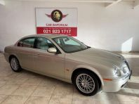 Used Jaguar S-TYPE S-TYPE S-TYPE 2.7D for sale in Cape Town, Western Cape