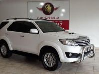 Used Toyota Fortuner 3.0D-4D 4x4 auto for sale in Cape Town, Western Cape