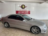 Used Mercedes-Benz C-Class C55 AMG for sale in Cape Town, Western Cape