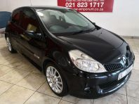 Used Renault Clio RS 3-door for sale in Cape Town, Western Cape