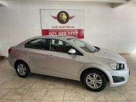 Used Chevrolet Sonic sedan 1.6 LS auto for sale in Cape Town, Western Cape