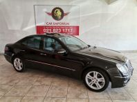 Used Mercedes-Benz E-Class E280 AVANTGARDE AUTO for sale in Cape Town, Western Cape