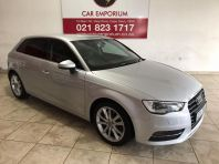 Used Audi A3 Sportback 1.8T SE for sale in Cape Town, Western Cape