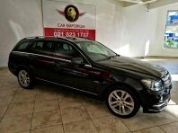 Used Mercedes-Benz C-Class C200 estate Avantgarde auto for sale in Cape Town, Western Cape