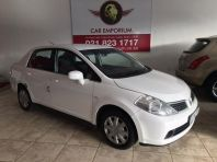 Used Nissan Tiida sedan 1.6 Visia+ for sale in Cape Town, Western Cape