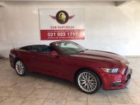 Used Ford Mustang 2.3T convertible auto for sale in Cape Town, Western Cape