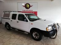 Used Nissan NP300 Hardbody 2.5TDi double cab for sale in Cape Town, Western Cape