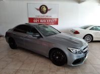 Used Mercedes-Benz C-Class C63 AMG for sale in Cape Town, Western Cape