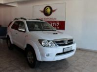 Used Toyota Fortuner 3.0D-4D  for sale in Cape Town, Western Cape