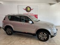 Used SsangYong Rexton W RX270XDi Deluxe for sale in Cape Town, Western Cape
