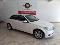 Used Mercedes-Benz C-Class C180 BlueEfficiency Classic for sale in Cape Town, Western Cape
