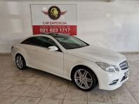 Used Mercedes-Benz E-Class E350 BlueEfficiency coupe Elegance for sale in Cape Town, Western Cape