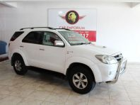 Used Toyota Fortuner 3.0D-4D 4x4 for sale in Cape Town, Western Cape
