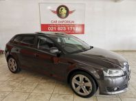 Used Audi A3 Sportback 2.0T Ambition for sale in Cape Town, Western Cape