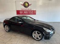 Used Mercedes-Benz SLK SLK55 AMG for sale in Cape Town, Western Cape